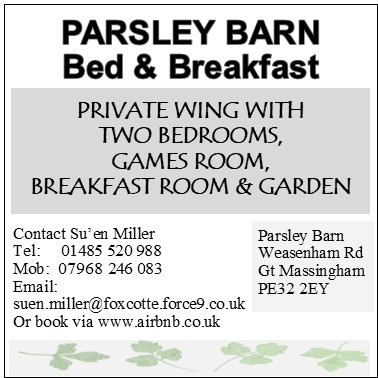 Parsley Barn