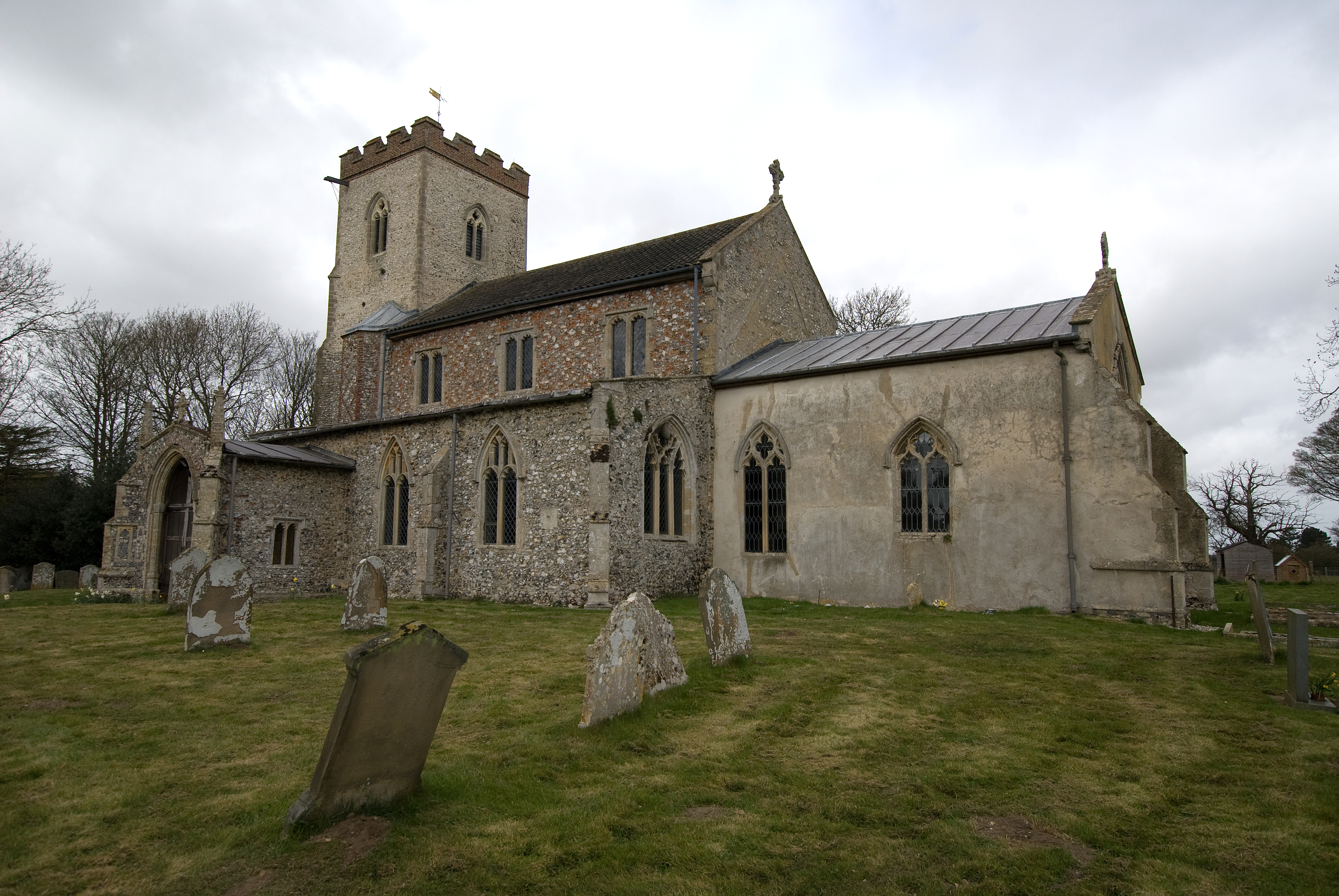 The Churches | Great Massingham